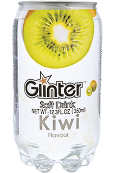 Glinter Soft Drink Kiwi